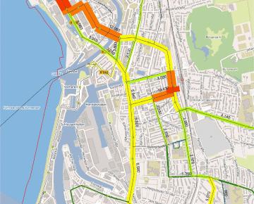 Verkehrsentwicklungsplan – Stadt Bremerhaven