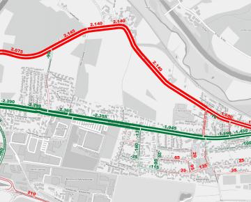 Verkehrsuntersuchung Lotte-Büren