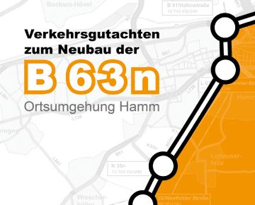 Projekt B63n des Bundesverkehrswegeplans 2030